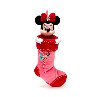 Disney Store Chaussette de Noël Minnie, Holiday Cheer