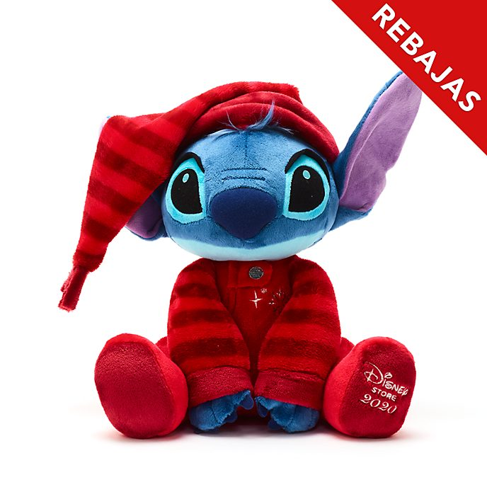 Peluche mediano Stitch, Holiday Cheer, Disney Store