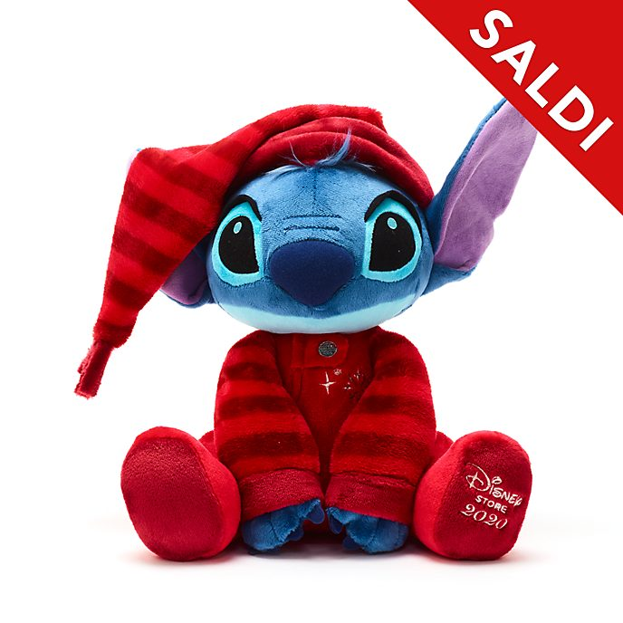 Peluche medio Stitch Holiday Cheer Disney Store