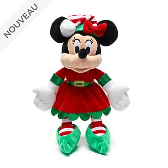 Disney Store Petite peluche Minnie, Holiday Cheer