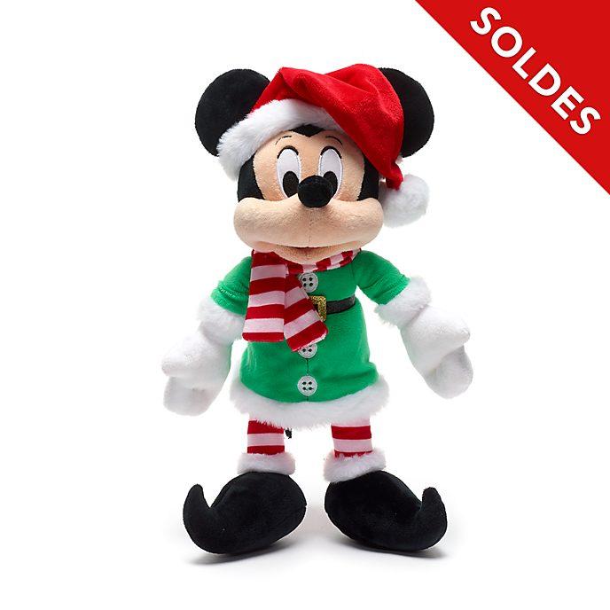 Disney Store Petite peluche Mickey, Holiday Cheer