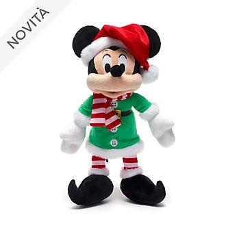 Peluche piccolo Topolino Holiday Cheer Disney Store