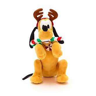 Disney Store Peluche moyenne Pluto, Holiday Cheer