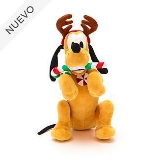 Peluche mediano Pluto, Holiday Cheer, Disney Store