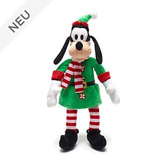 Disney Store - Holiday Cheer - Goofy - Kuschelpuppe