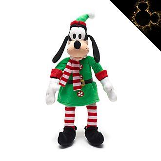 Peluche piccolo Pippo Holiday Cheer Disney Store