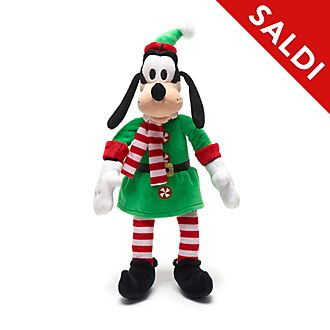 Peluche piccolo Pippo Holiday Cheer Disney Store