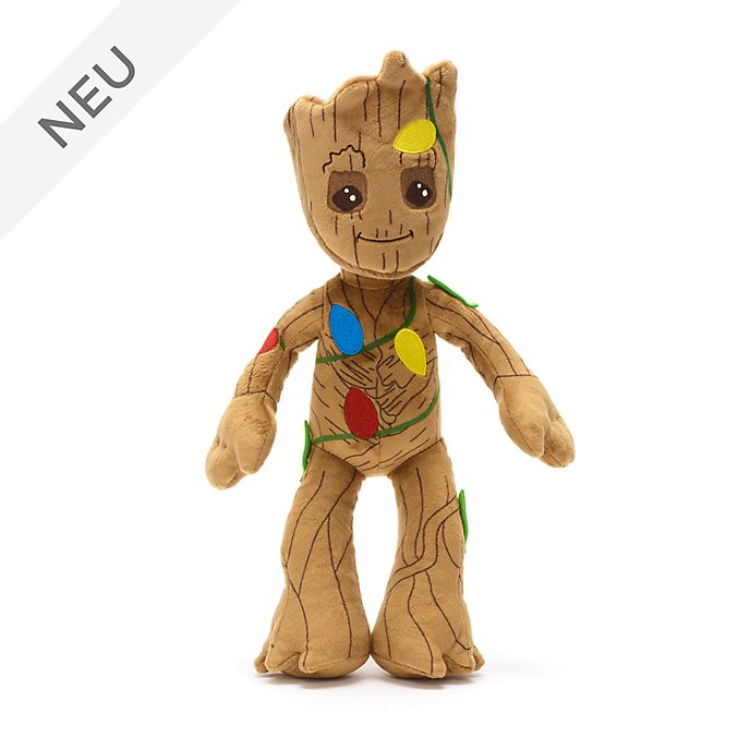 Disney Store - Holiday Cheer - Groot - Kuschelpuppe