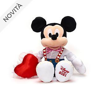 Peluche medio Topolino innamorato Disney Store
