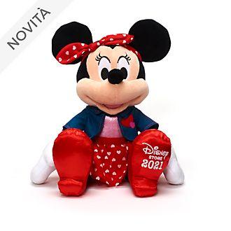 Peluche medio Minni innamorata Disney Store