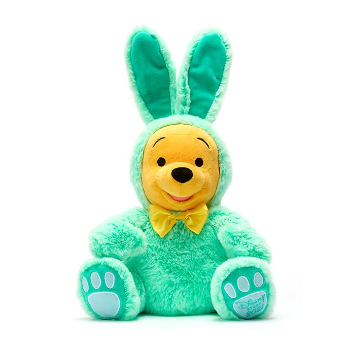 Disney Store Winnie the Pooh Easter Medium Soft Toy