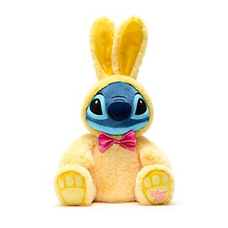 Disney Store Stitch Easter Medium Soft Toy