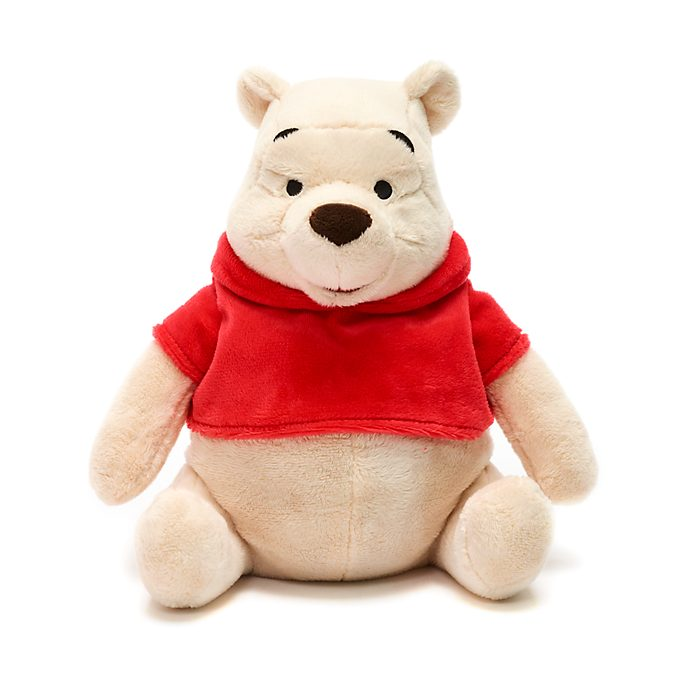 Disney Store Winnie the Pooh Microwavable Small Soft Toy