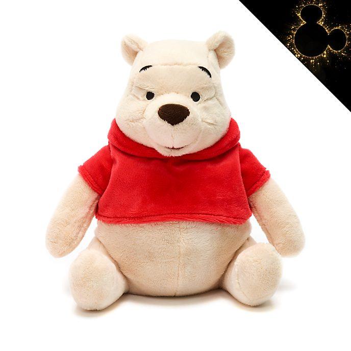 Disney Store Petite peluche Winnie l'Ourson micro-ondable