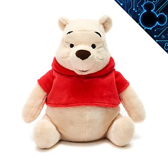 Disney Store - Winnie Puuh - In der Mikrowelle erwärmbares Kuscheltier