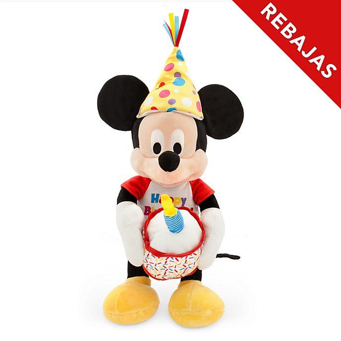 Peluche Musical Mediano De Mickey Mouse Que Emite La Canción De Cumpleaños Feliz Shopdisney España