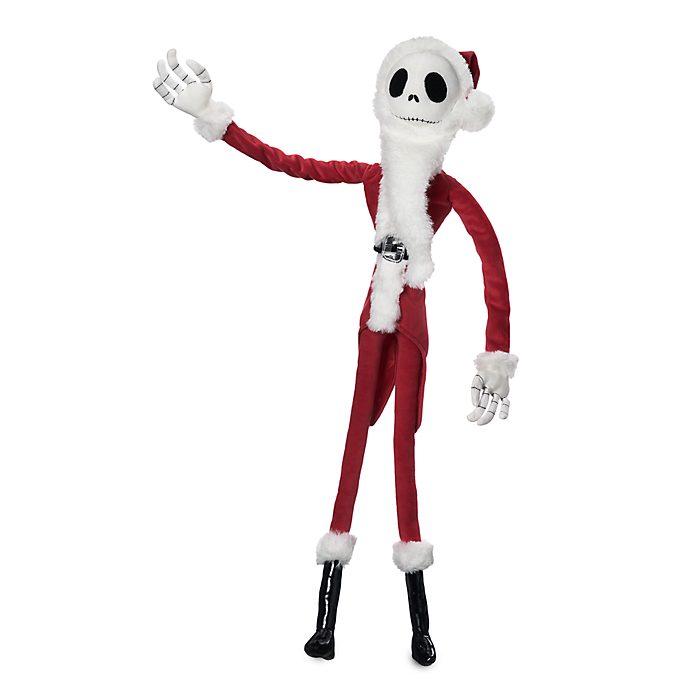 Muñeco de peluche pequeño Santa Clavos, Jack Skelleton, Disney Store