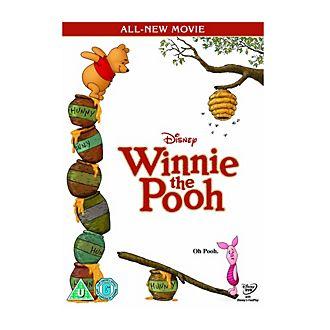 Winnie the Pooh Movie DVD