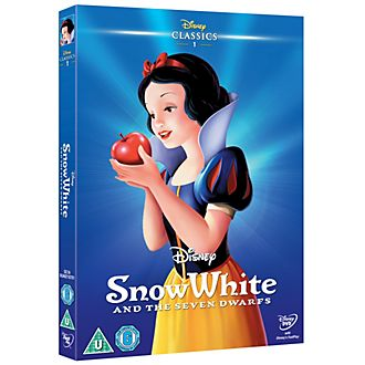 Snow White and the Seven Dwarfs DVD