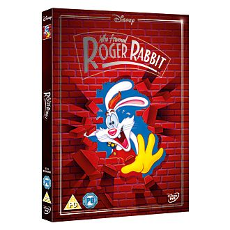 Who Framed Roger Rabbit DVD