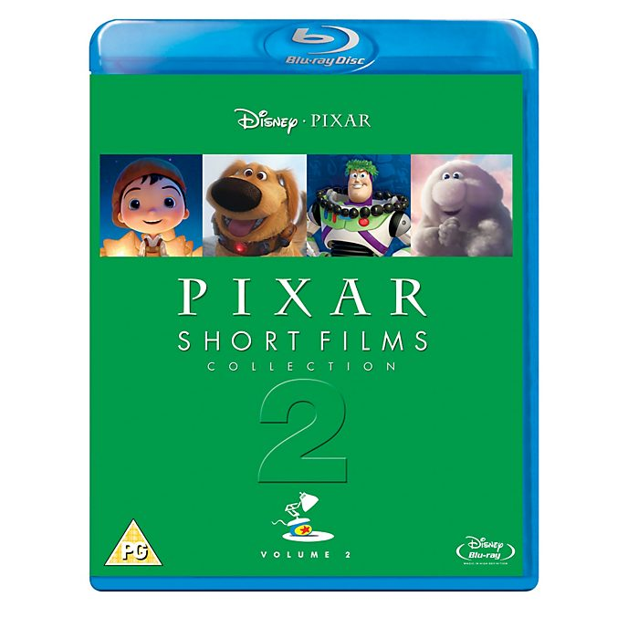 Pixar Shorts Volume 2 Blu-ray
