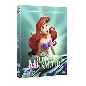 The Little Mermaid Blu-ray