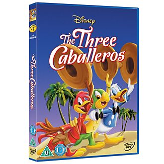 Three Caballeros DVD
