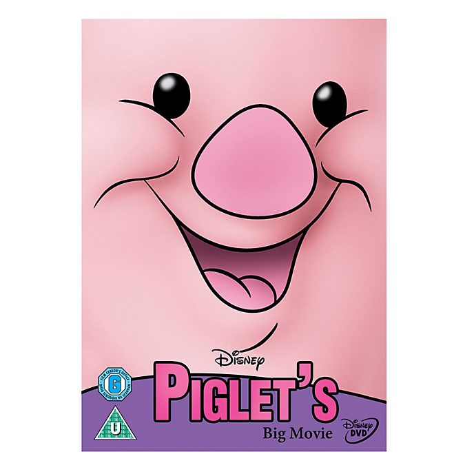 Piglet's Big Movie DVD
