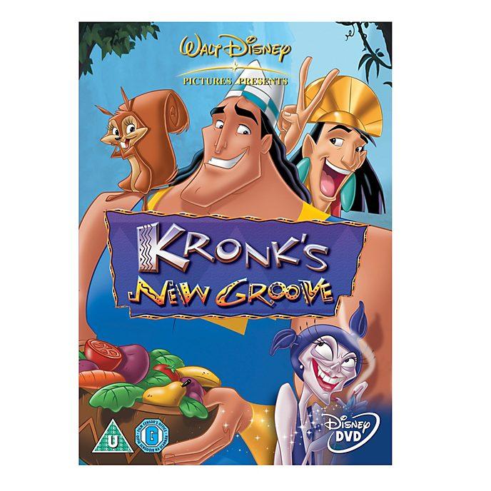 Kronk's New Groove DVD