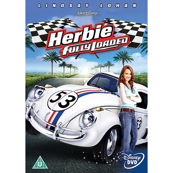 Herbie Fully Loaded DVD