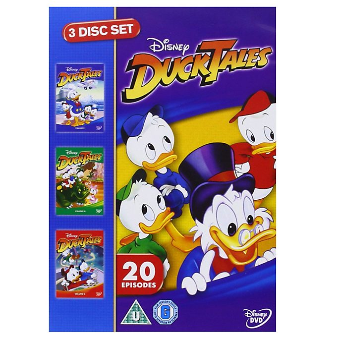 Ducktales Series 1 - Discs 1-3 DVD
