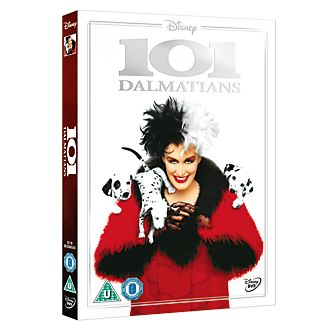 101 Dalmatians (Live Action) DVD