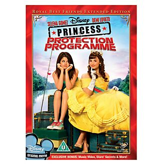 Princess Protection Program DVD