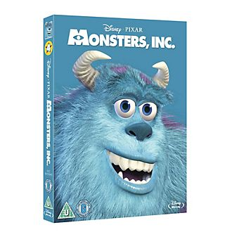 Monster's Inc Blu-ray
