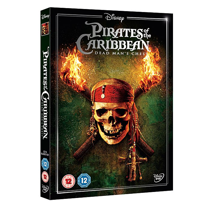 Pirates Of The Caribbean 2 - Dead Man''s Chest DVD