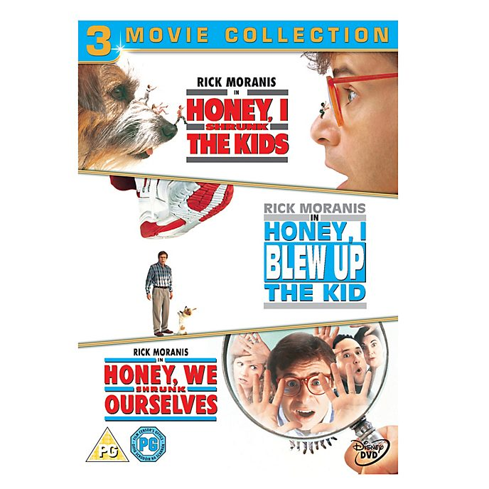Honey I. . . Triple Pack DVDs