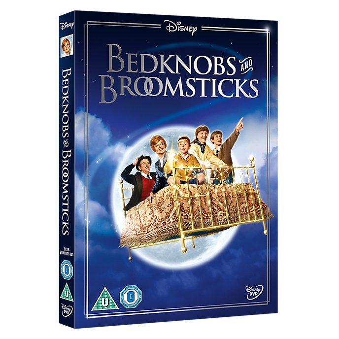 Bedknobs & Broomsticks Special Edition DVD