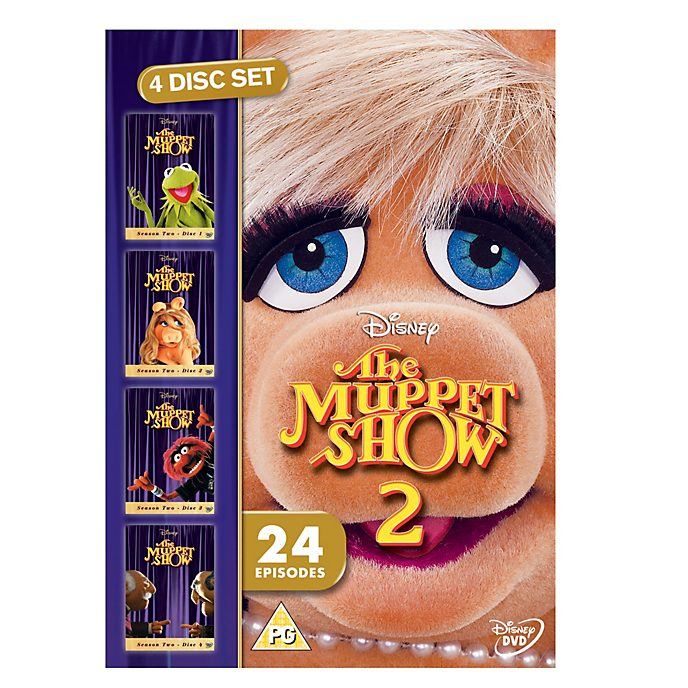 The Muppets Show: Series 2 DVD Box Set