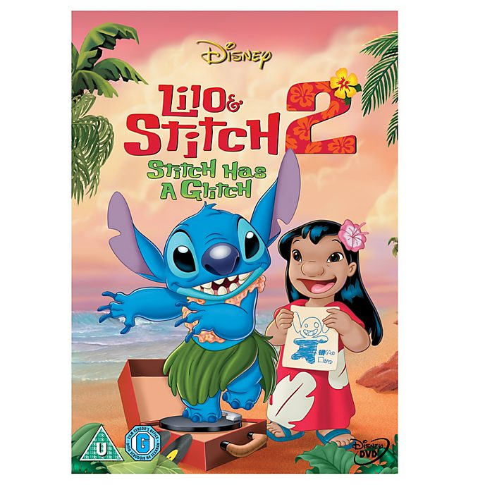 Lilo & Stitch 2 DVD