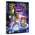 Princess & the Frog DVD