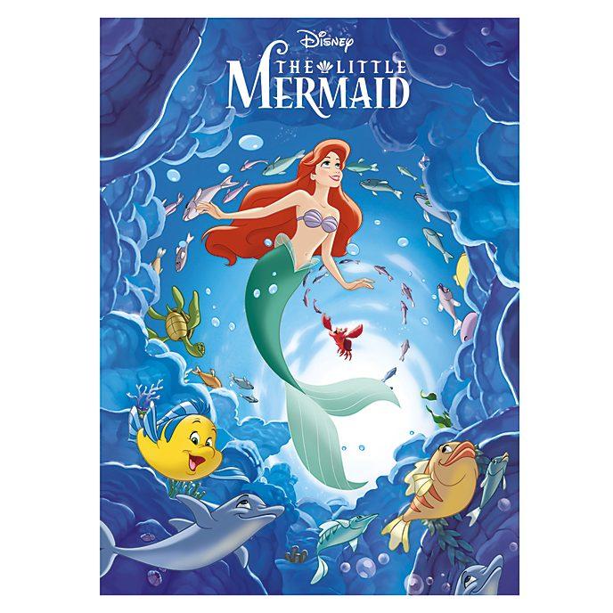 The Little Mermaid Magic Readers Book