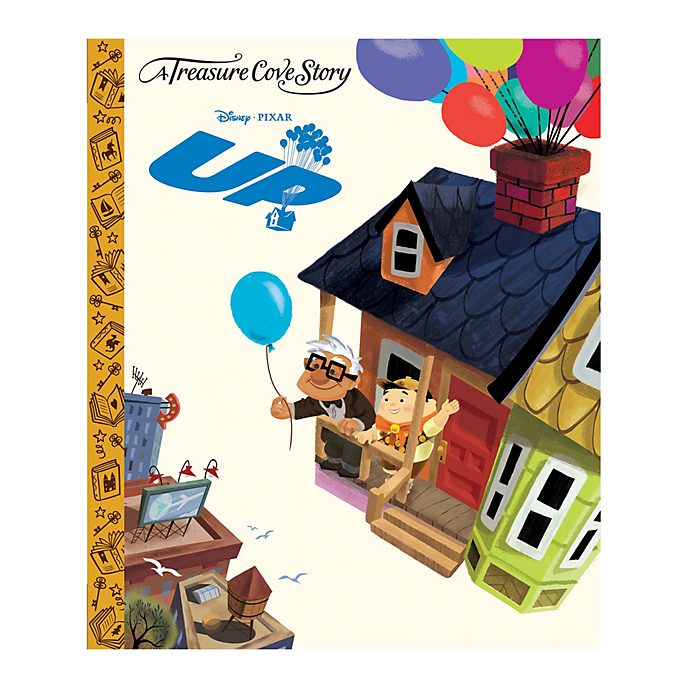 Up - a Treasure Cove story