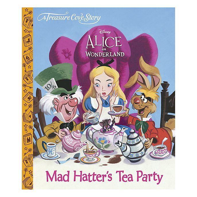 Mad Hatter's Tea Party - a Treasure Cove story