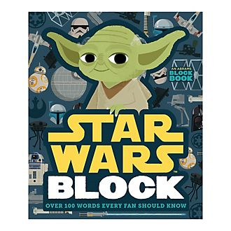 Star Wars Block Book