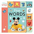 First Words Baby Book
