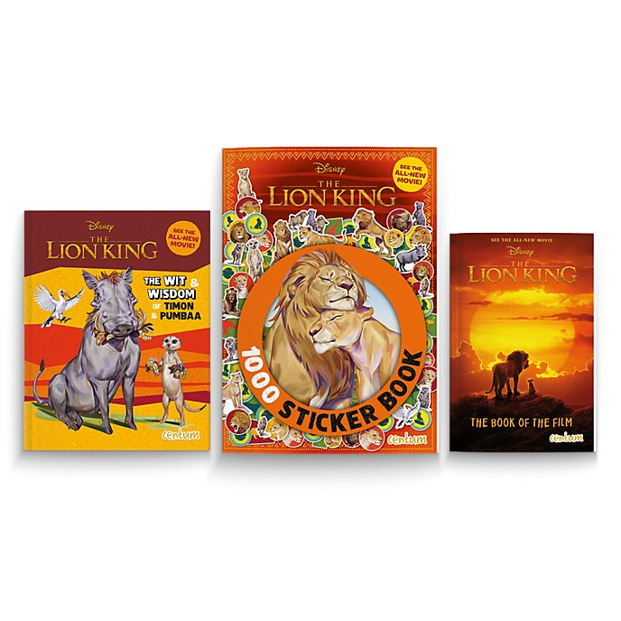 The Lion King Book Collection
