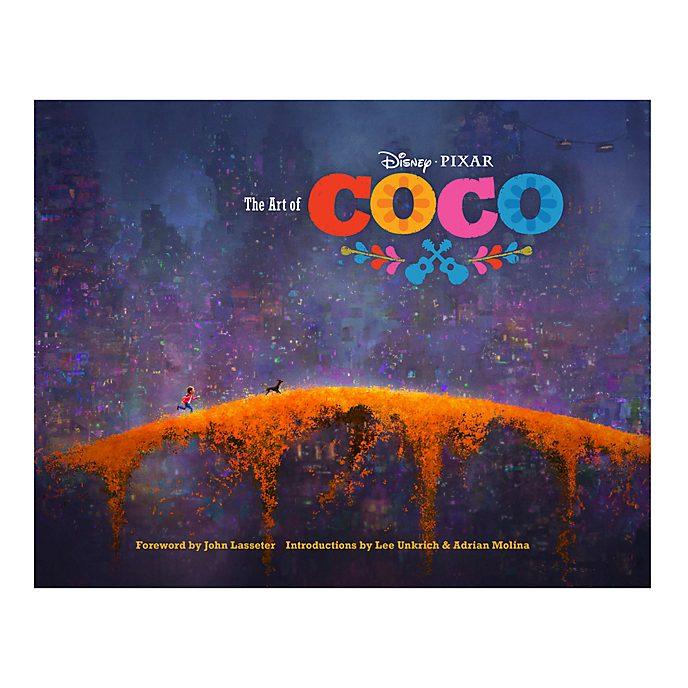 The Art of Disney Pixar Coco