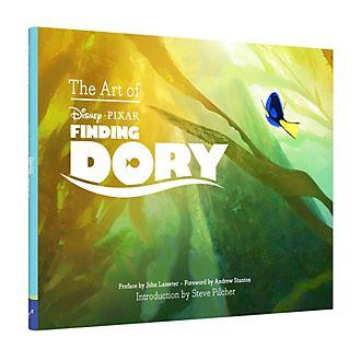 The Art of Disney Pixar Finding Dory