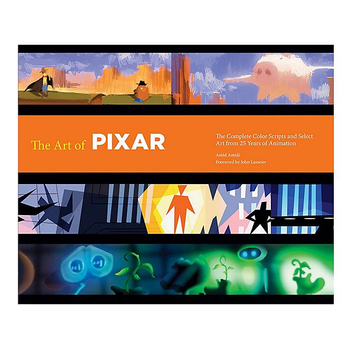 The Art of Pixar: 25 Years of Animation