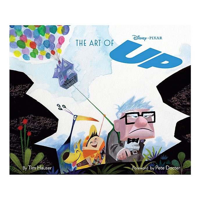 The Art of Disney Pixar Up